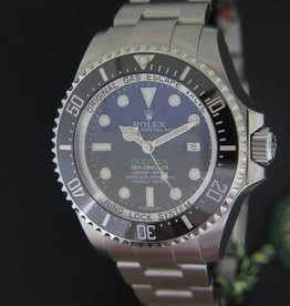 Rolex  Deepsea Sea-Dweller Blue NEW 116660