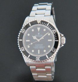 f1bc1d87a6b Rolex Submariner No Date Four Lines