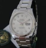 Rolex  Rolex Datejust Diamonds NEW 116234