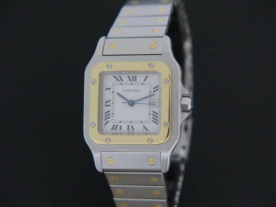 Cartier Cartier Santos Gold/Steel Automatic