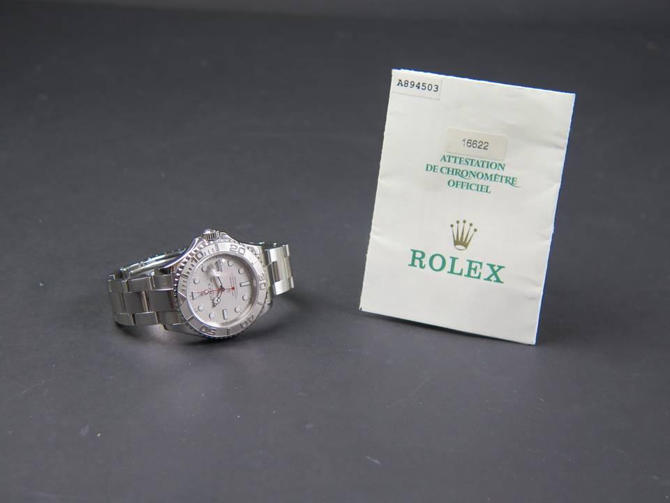 Rolex  Rolex Yacht-Master 16622