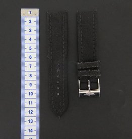 Breitling Kevlar Strap 22-20 + Breitling Clasp