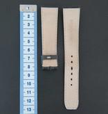 Baume & Mercier Baume & Mercier Crocodile Leather strap 21-18