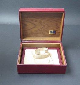 Rolex  Rolex Vintage box red