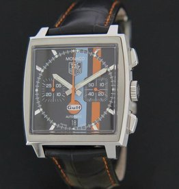 Tag Heuer Monaco Gulf Vintage NEW Limited Edition 4000 pieces