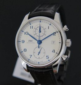 IWC Portugieser Chronograph Classic NEW IW390302