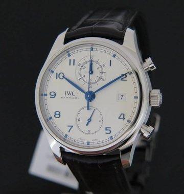 IWC Portuguese Chronograph Classic NEW