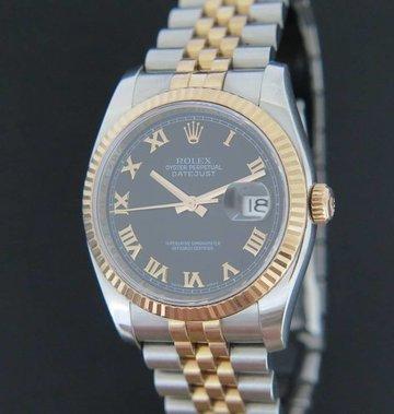 Rolex  Datejust Everosegold/Steel 116231