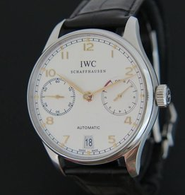 IWC Portugieser 7-Days Automatic  IW5001