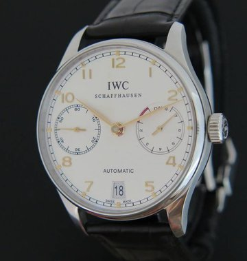 IWC Portugieser 7-Days Automatic  IW5001