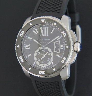 Cartier Calibre De Cartier Diver W7100056 NEW