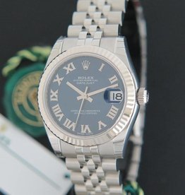 Rolex  Datejust Blue Dial 178274 NEW