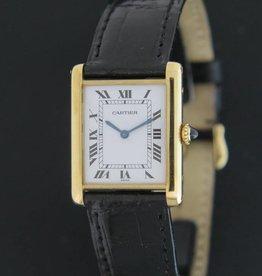 Cartier Tank Louis Yellow Gold Extra Flat
