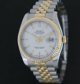 Rolex  Datejust Gold/Steel 116233