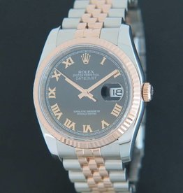Rolex  Datejust Everosegold/Steel 116231