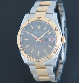 Rolex  Datejust Turn-O-Graph Gold/Steel 116263