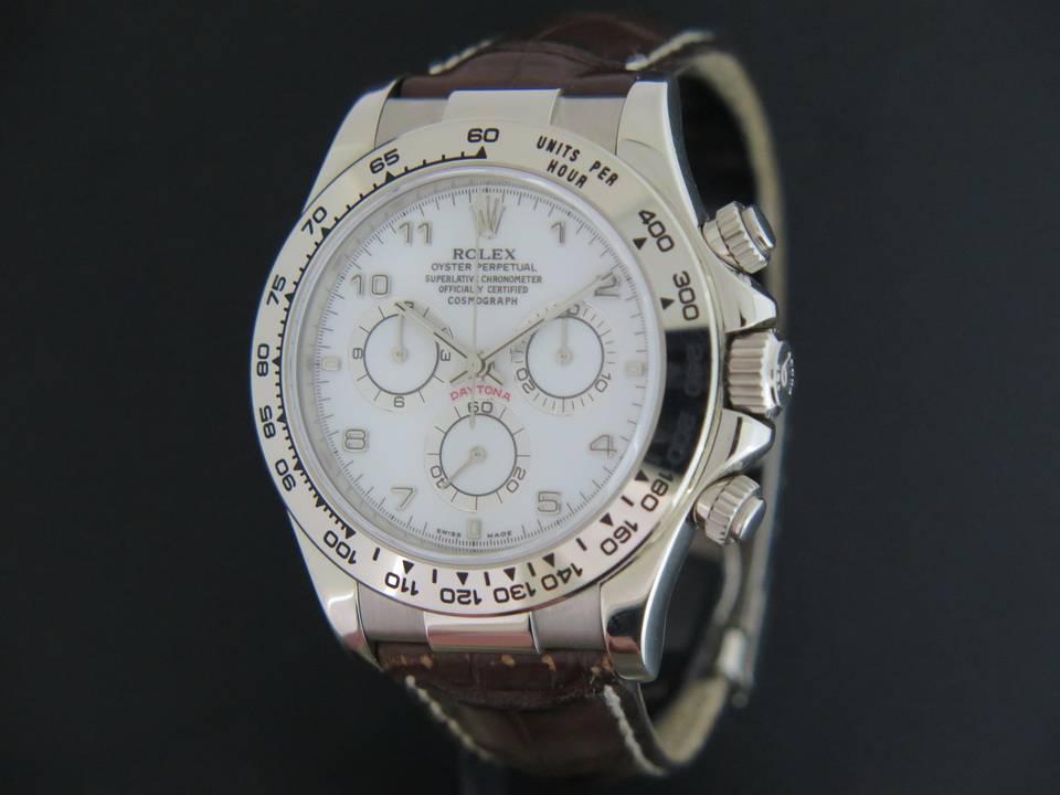 Rolex  Rolex Daytona Whitegold 116519