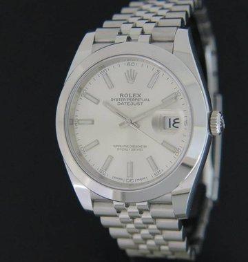 Rolex  Datejust 41  jubilee 126300