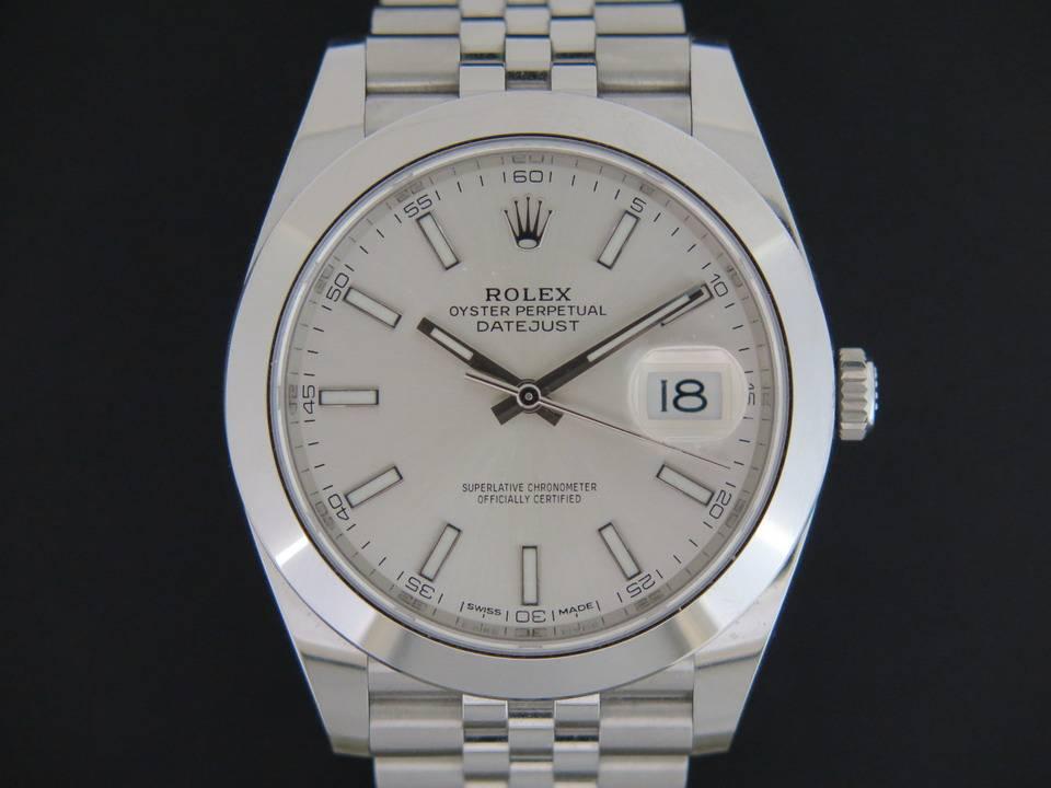 Rolex  Rolex Datejust 41 jubilee 126300