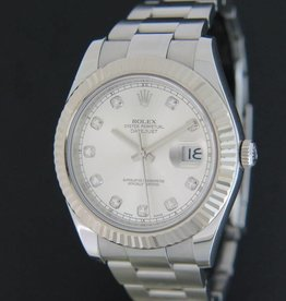 Rolex  Oyster Perpetual Datejust II Diamonds