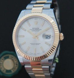 Rolex  Datejust 41 Gold/Steel NEW 126333