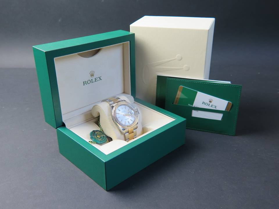 Rolex  Rolex Datejust 41 Gold/Steel NEW 126333