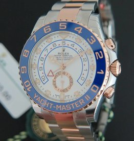 Rolex  Yacht-Master II Regatta Everosegold/Steel 116681  NEW