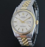 Rolex  Rolex Datejust Gold/Steel 1601  RESERVED