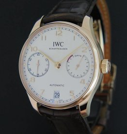 IWC Portugieser Automatic Rose Gold IW500701
