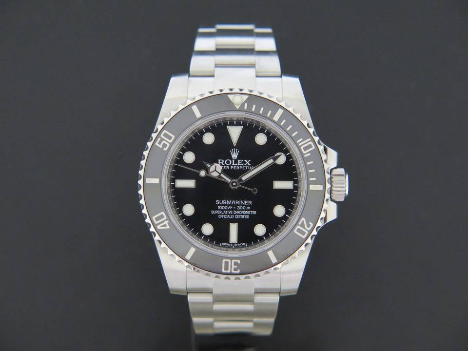 Rolex  Rolex Submariner No Date 114060
