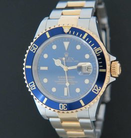 Rolex  Rolex Submariner Gold/Steel