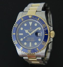 Rolex  Submariner Date Gold/Steel 116613LB