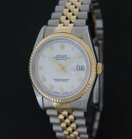 Rolex  Datejust Gold/Steel 16233