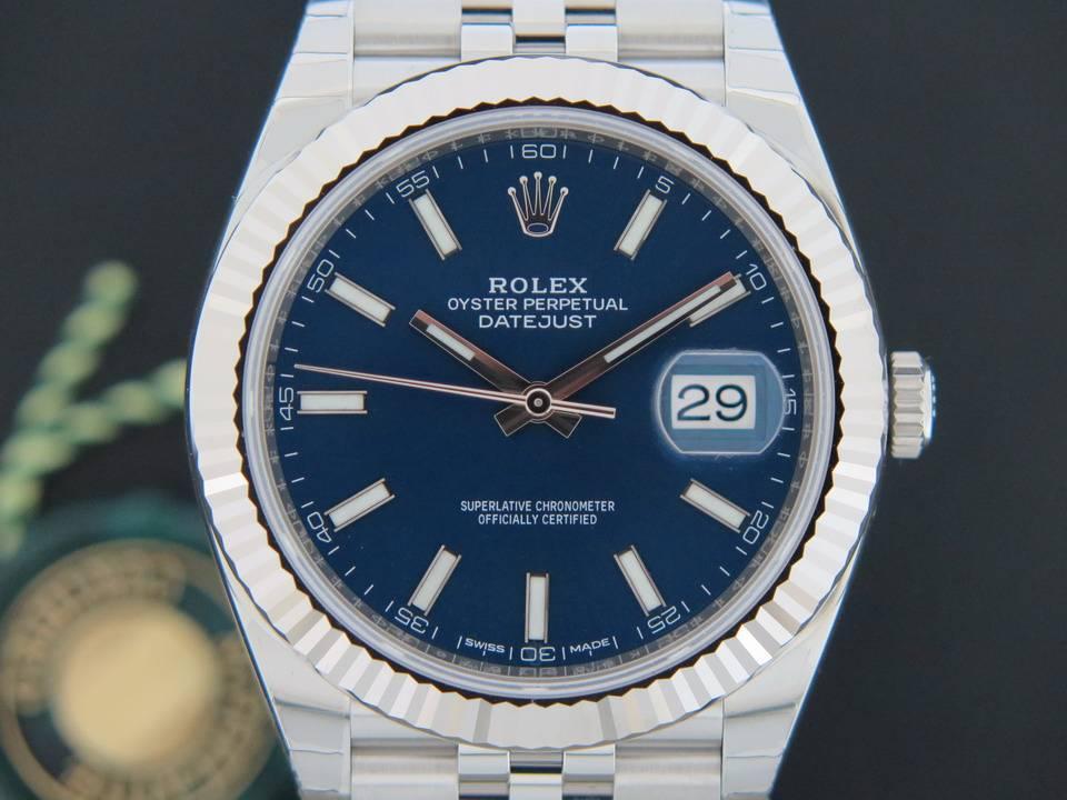 Rolex  Rolex Datejust 41 126334 NEW