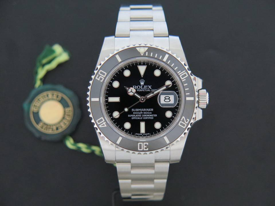 Rolex  Rolex  Submariner Date NEW 116610LN