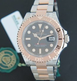 Rolex  Yacht-Master Everosegold/Steel  NEW 116621