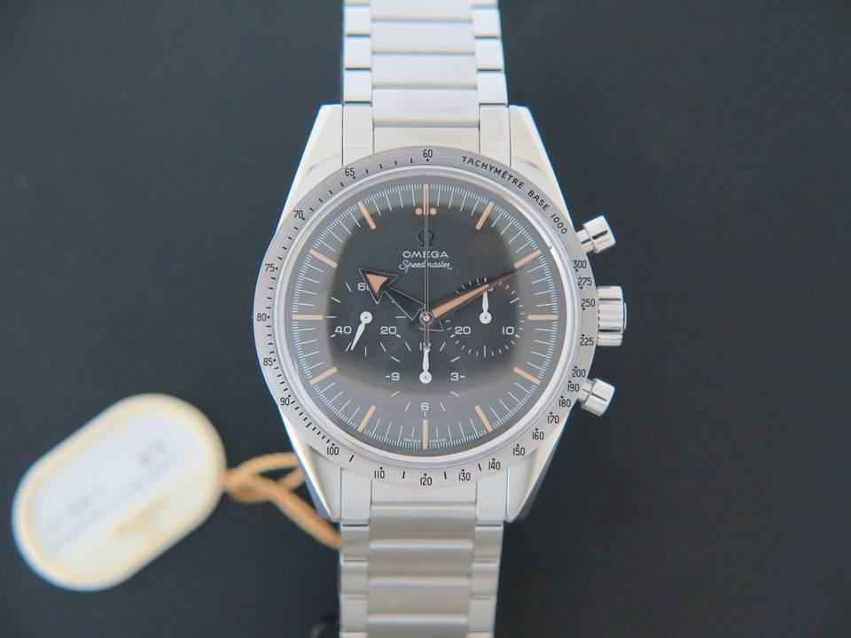 Omega Omega Speedmaster '57 Trilogy Chronograph NEW 31110393001001 RESERVED