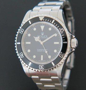 Rolex  Submariner No Date 14060M