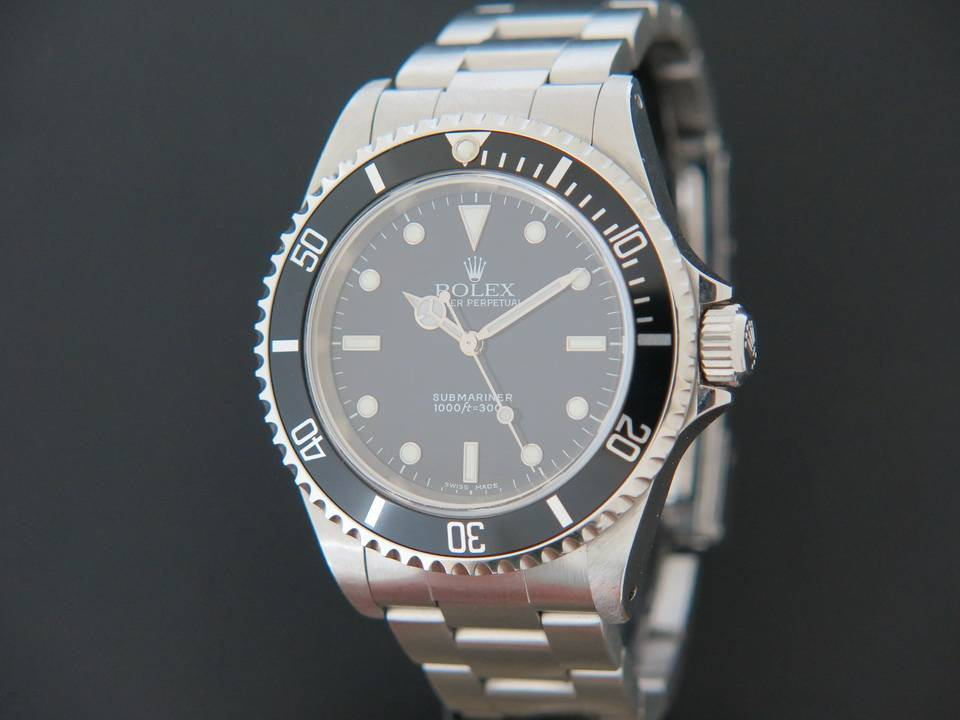 Rolex  Rolex submariner No Date 14060M