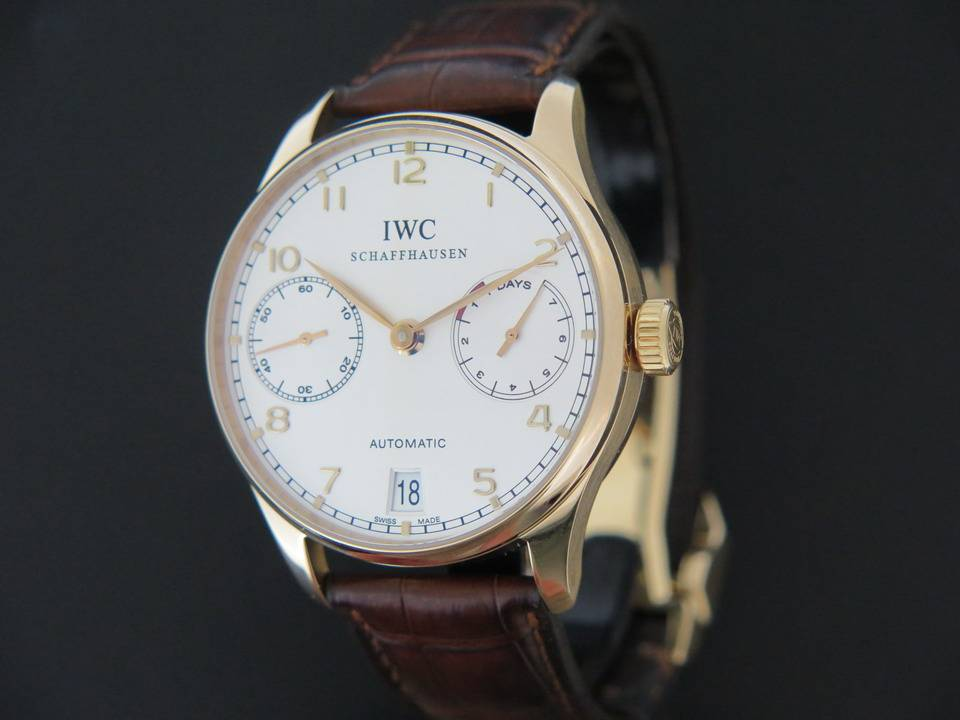 IWC IWC Portuguese Rose Gold Automatic
