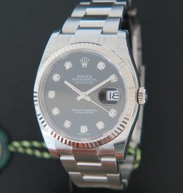 Rolex  Datejust Diamonds NEW 116234