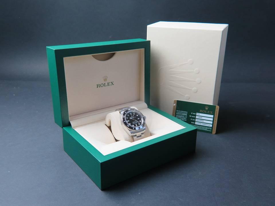 Rolex  Rolex Sea-Dweller 4000 116600