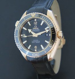 Omega Planet Ocean 600M Co-Axial Rose Gold 45.5MM 23263465101001