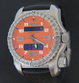 Breitling Emergency II E76325 Orange Dial