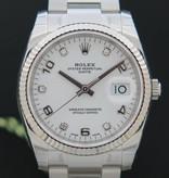 Rolex  Rolex Date Diamonds NEW 115234