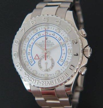 Rolex  Yacht-Master II Whitegold 116689