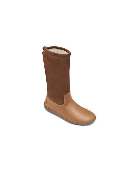 Vivobarefoot Nakoma L Leather Chestnut