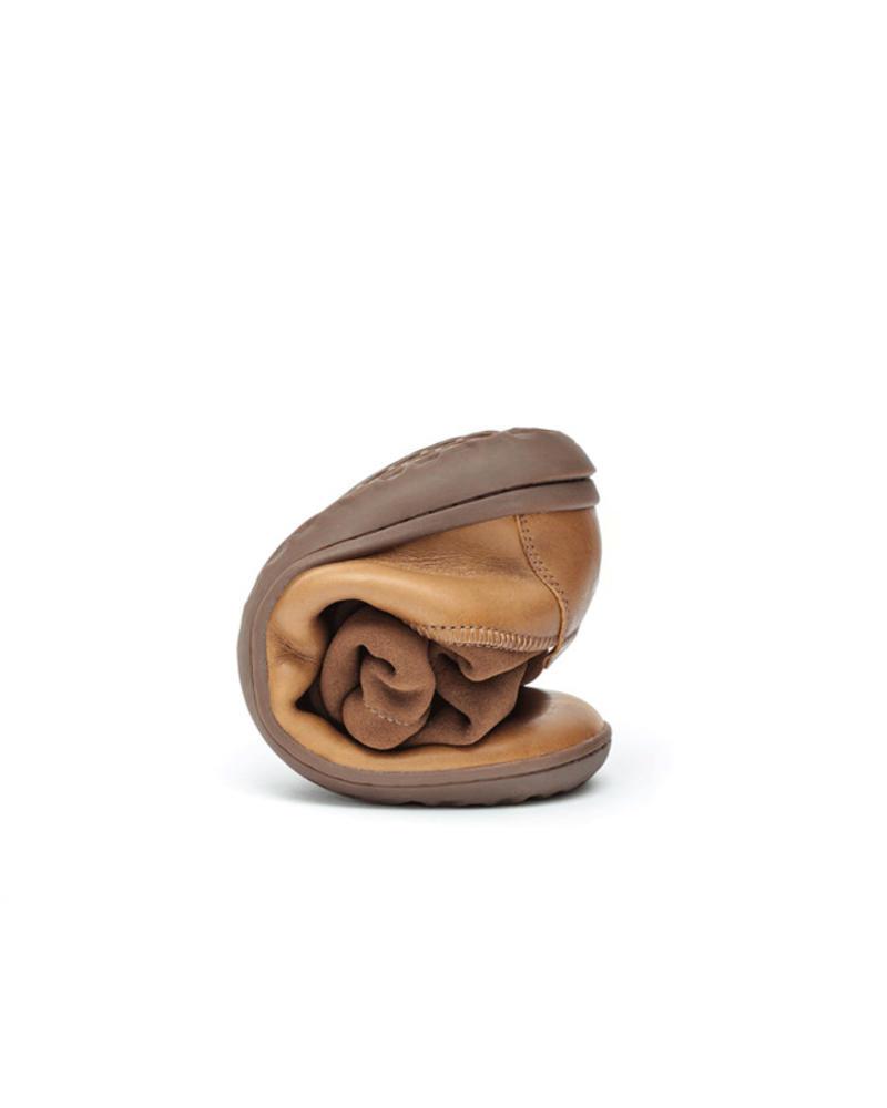Vivobarefoot Nakoma Ladies Leather Chestnut