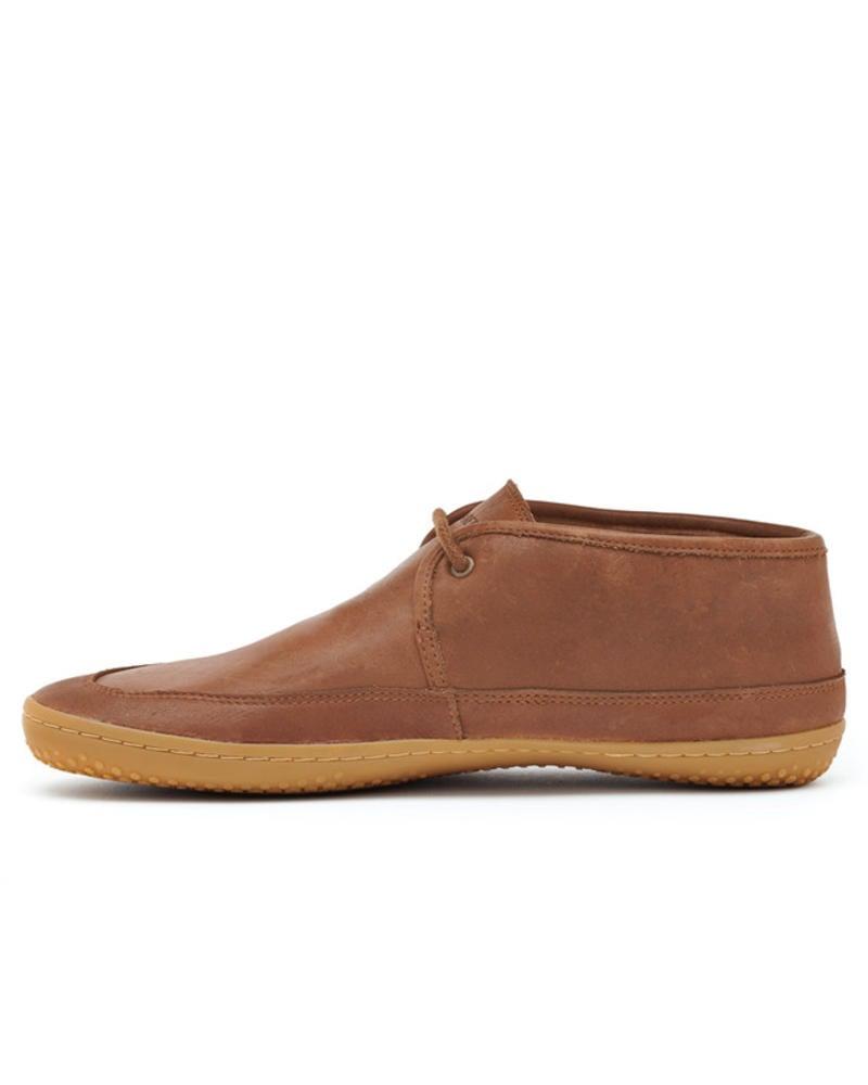 Vivobarefoot Gia L Leather Chestnut