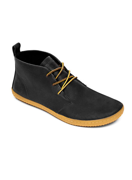 Vivobarefoot Gobi II Men Leather Dark Brown